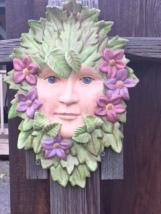 Spring flower face